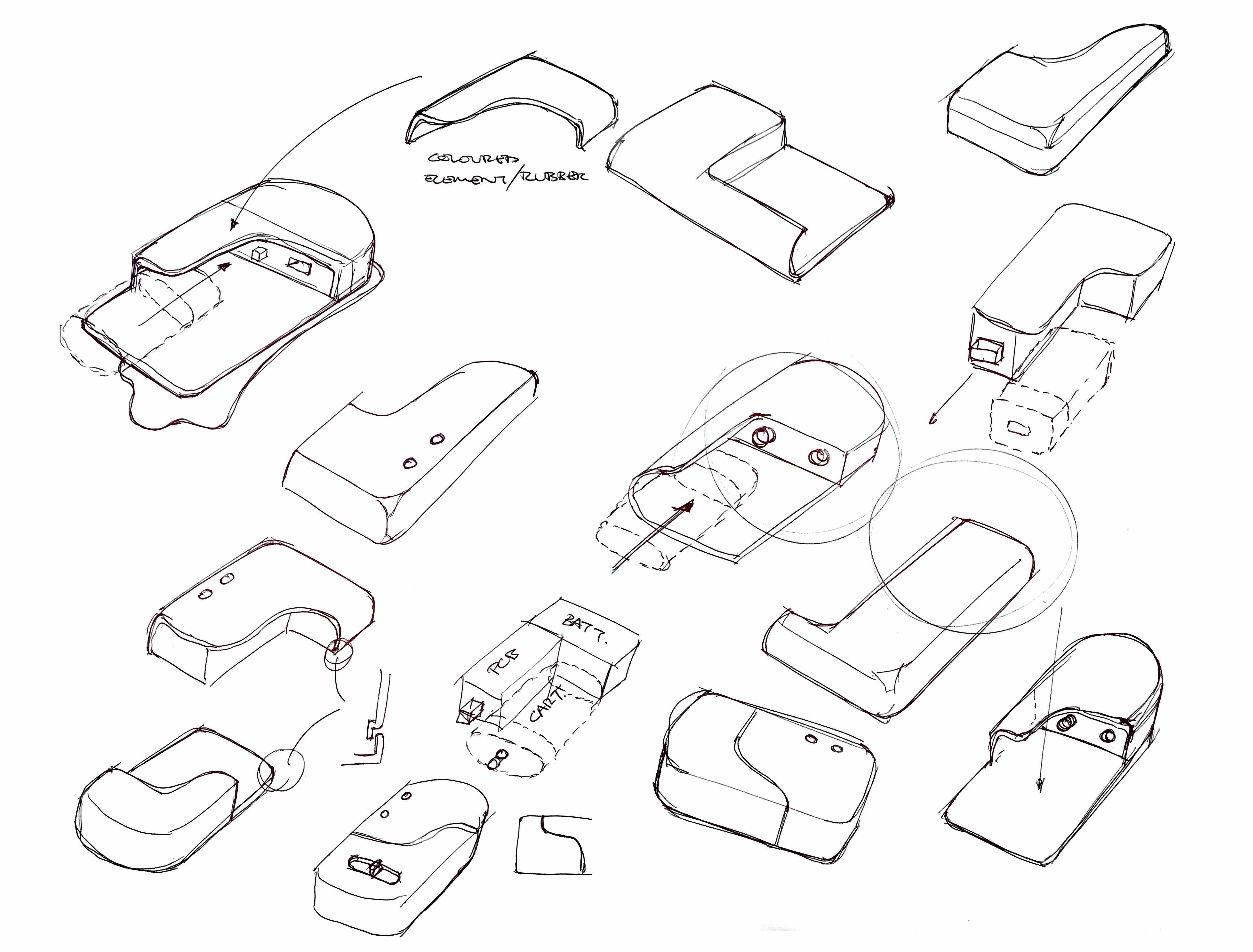 parts drawing