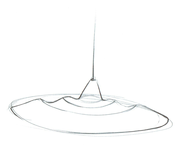 ripple light drawing