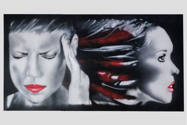 spraypaint emotion