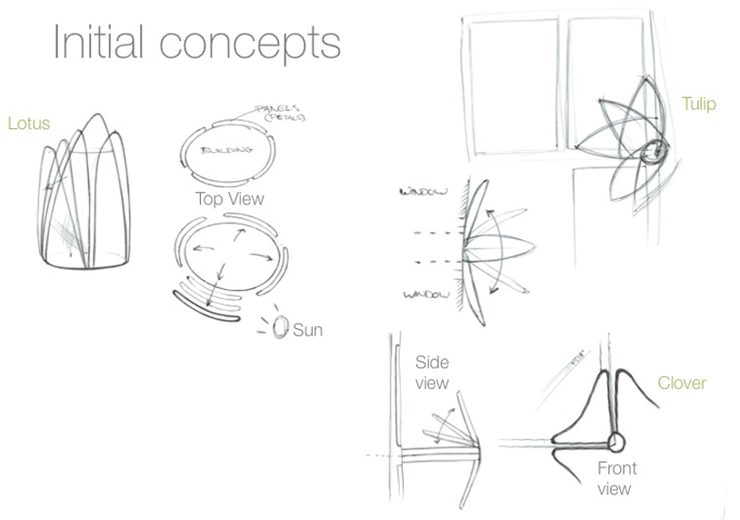 biomimicry intial concepts