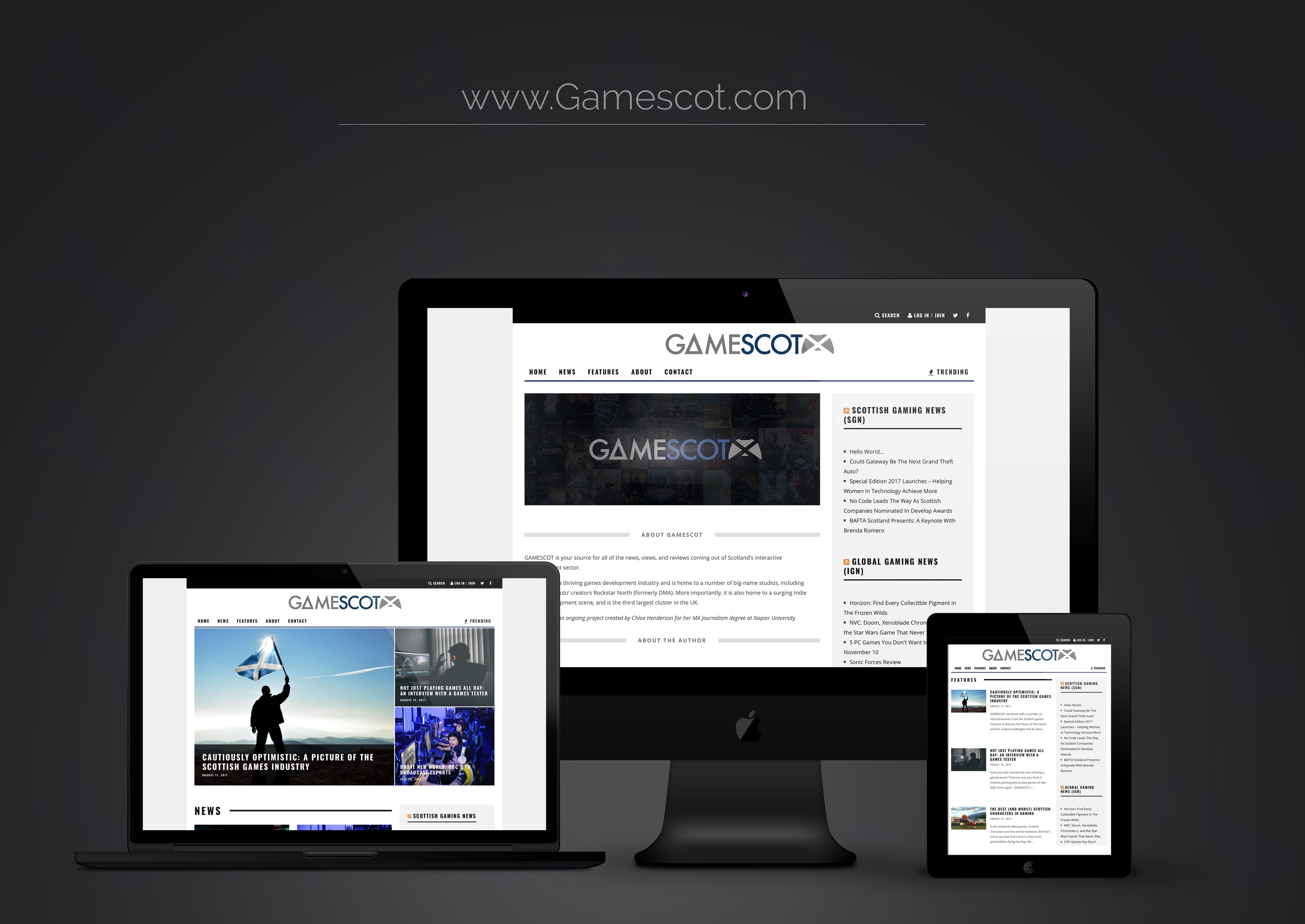 gamescot-devices chris casey