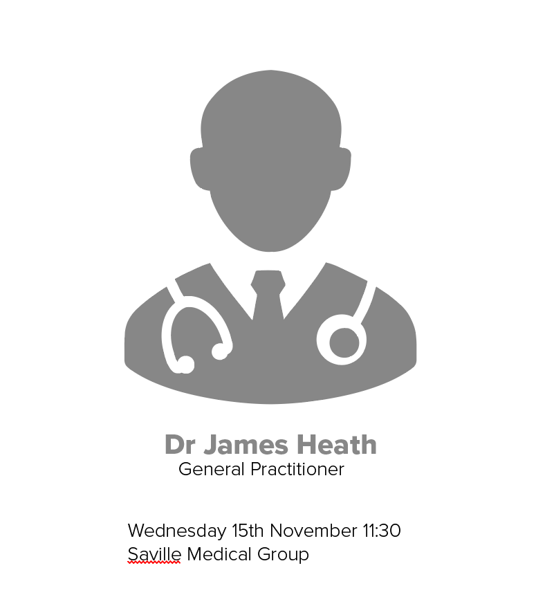 Dr James Heath