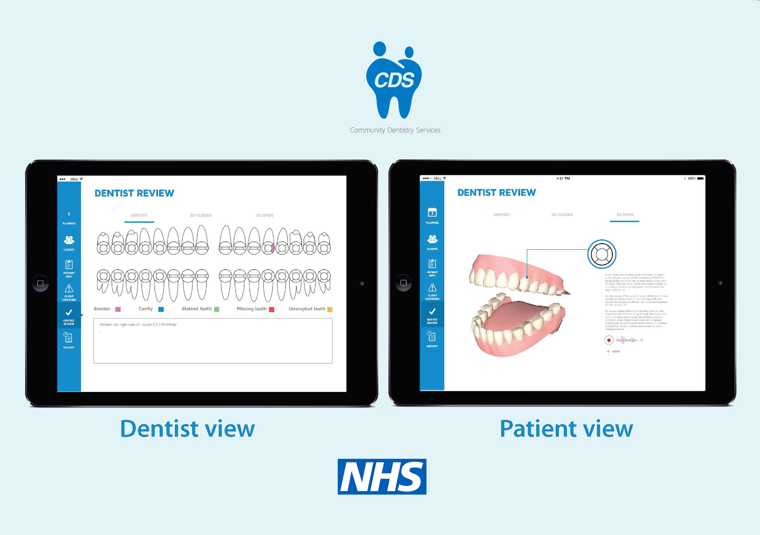 nhs dental app
